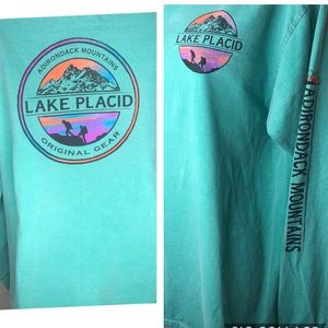 Blue 84 lake placid adirondack mtn long sleeve